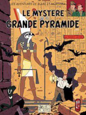Mystère de la Grande Pyramide T1 (Le)